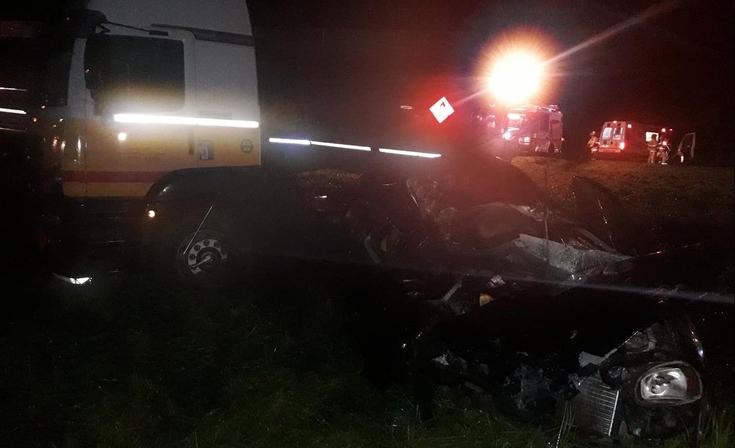 Camionero olavarriense involucrado en fatal accidente en Lobos