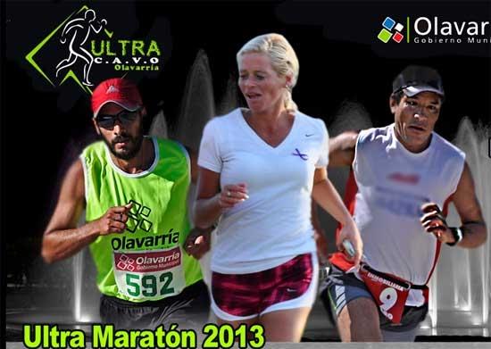 Se viene la Ultra maratón 2013