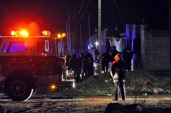 Una mujer y su hijo de ocho años mueren en un incendio