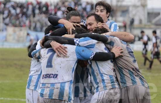 Ignacio Barzola ascendió al Argentino A con Juventud Unida