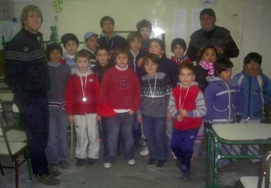 Cazot, Cisneros y Costanzo en el CODAI