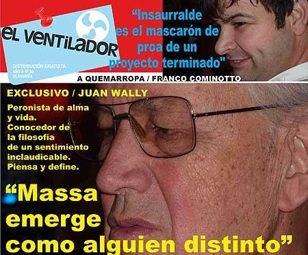 Juan Wally, alma y vida del peronismo