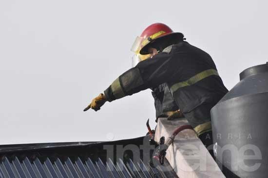 Bomberos alerta por incendios de calefacción hogareña