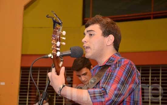 """Ramiro Hittaller cantará el 3 de agosto en semis del """"Soñando"""""""