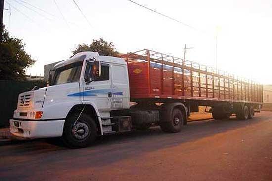 Asaltan y secuestran a un camionero: lo liberaron en Azul