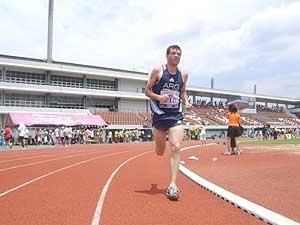 Pablo Grunewald volverá a competir en un Mundial