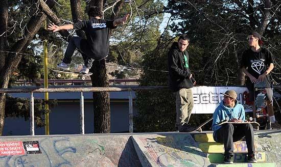 Se realizó el cuarto Encuentro Nacional de Skate