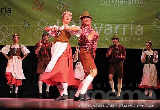 """La danza alemana está """"de fiesta"""""""