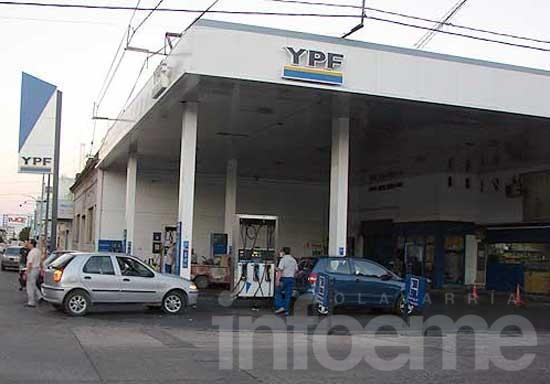 Nuevo aumento en los combustibles de la estatal YPF
