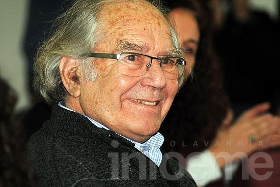 "Pérez Esquivel: ""traten de salvar el planeta"""