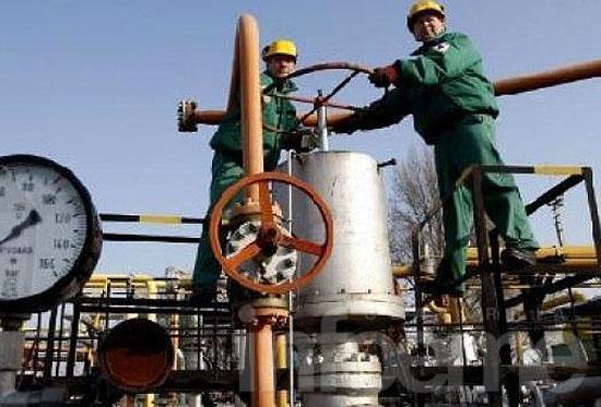 Paro total por tiempo indeterminado en la industria del gas