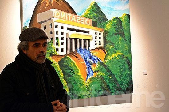 """Misticismo, urbanismo y color en el Centro Cultural """"San José"""""""