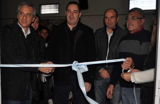 La Secundaria  21 y el Cens 451 inauguraron nuevos espacios