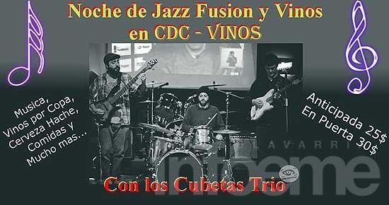 Jazz fusión este viernes