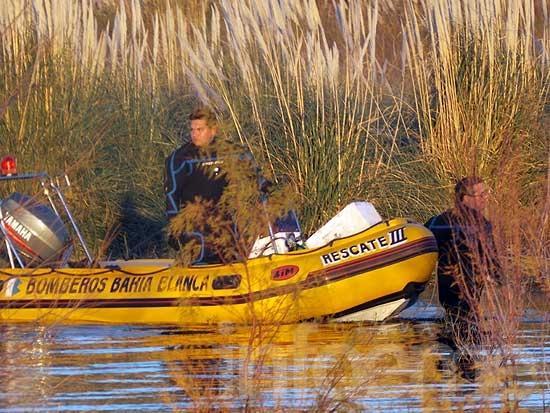 Con menos recursos, sigue la búsqueda de los olavarrienses