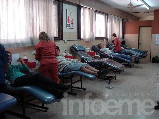 Buscan instalar en la ciudad un centro de distribución de sangre