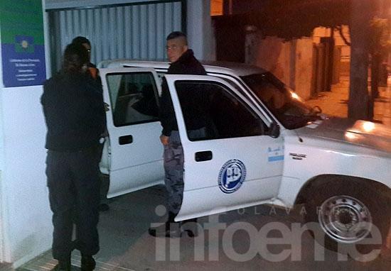 Reconocen en Azul al brasileño que robó en Catriel Mapu