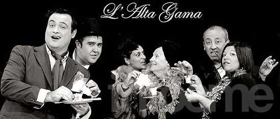 Nuevo espectáculo de Café Concert: L· Alta Gama