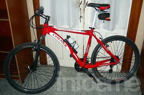 Buscan bicicleta robada