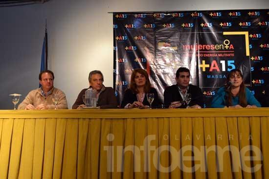 """Consideran un éxito el """"Encuentro de Mujeres en +A"""""""
