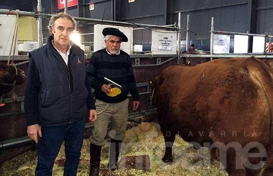 Productores locales presentes en la Exposición Rural de Palermo