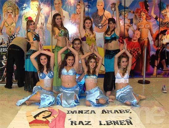 Se desarrollará en Olavarría el 2º Encuentro de danzas árabes