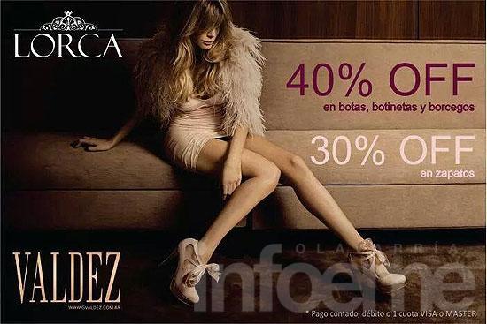 40% Off en Lorca