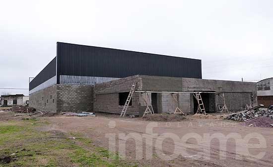 Última etapa de construcción para un proyecto albinegro