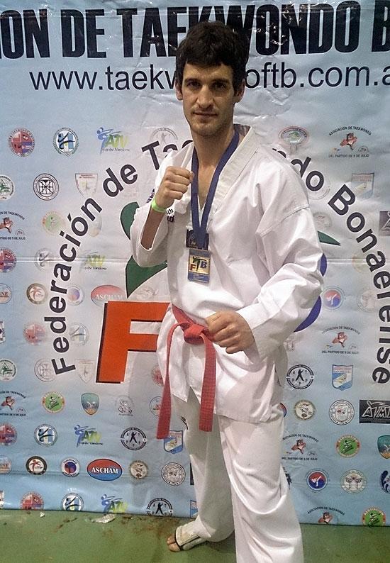 Nicolás Minnig campeón provincial y N° 1 en el ranking