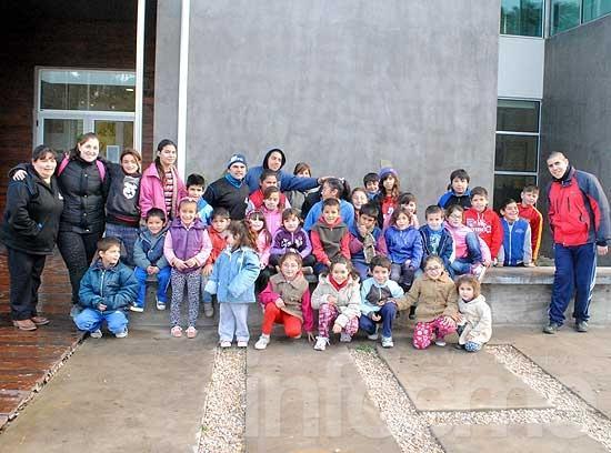 Más de 400 chicos ya visitaron el Museo de Ciencias y La Máxima