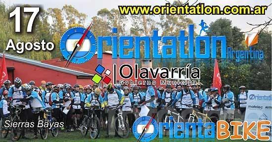 Olavarría será sede del campeonato sudamericano de Aventura y Orientación