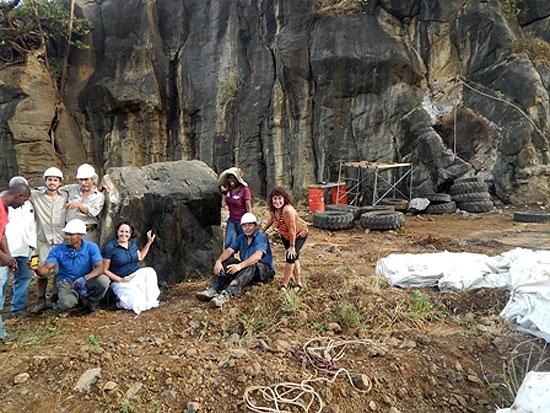 Docente de la Facso en rescate arqueológico en Centroamérica