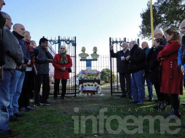 Se recordó el aniversario de la muerte de Perón