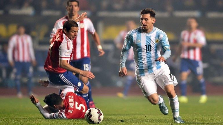 """Messi: """"Queremos vernos levantando por fin una copa"""""""