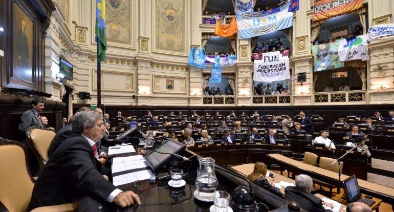 Diputados sancionó la ley de boleto educativo gratuito