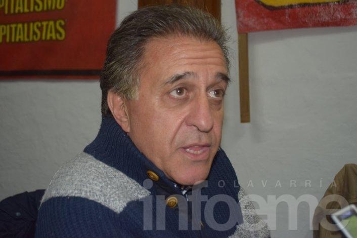 """Pitrola: """"El Frente de Izquierda llegó para refutar la mentira kirchnerista"""""""