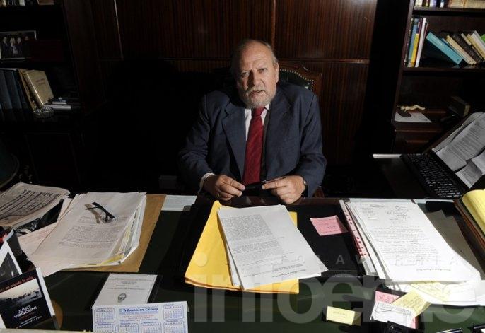 Rechazaron el pedido del juez Cabral y no volverá a Casación
