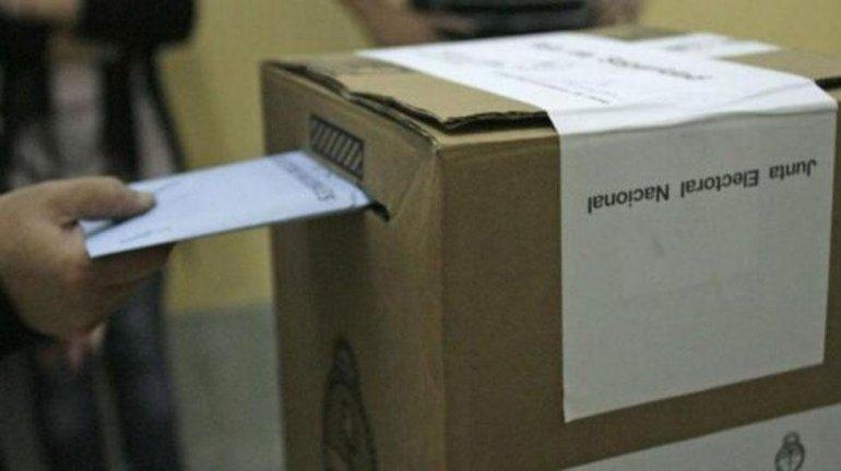 Elecciones 2015: este domingo se vota en cinco distritos del país