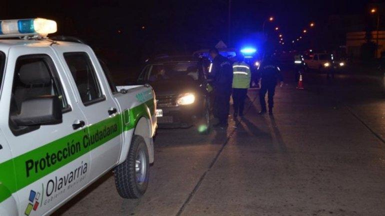 Severas multas para tres conductores con alcoholemia positiva