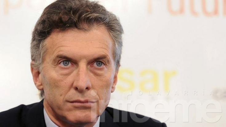 "Macri: ""El oficialismo no va a llegar ni al 40%"""