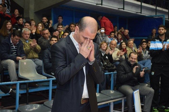 """Argentina venció a Uruguay en un """"Maxi"""" repleto"""