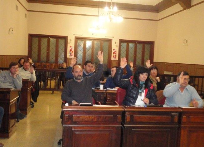 Una cesión de tierras a sindicato, el centro del debate