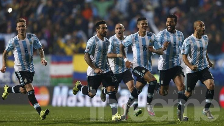 Argentina llegó a la cima del ranking FIFA