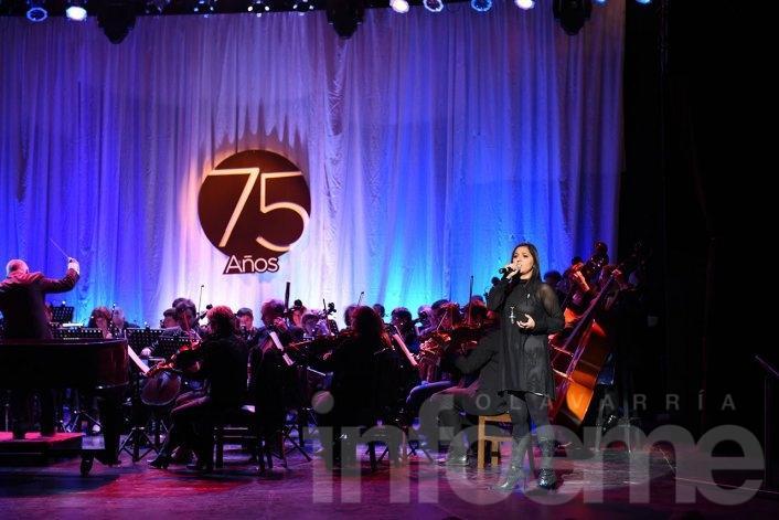 Una noche a puro tango en la Velada de Gala por el Día de la Independencia