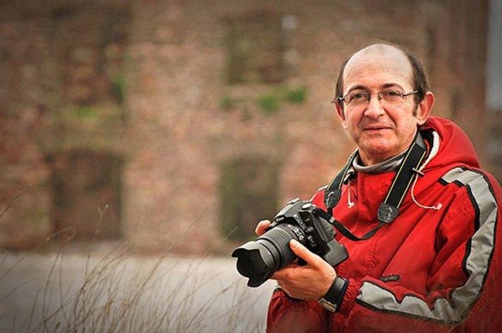 Un fotógrafo olavarriense, entre los mejores del mundo
