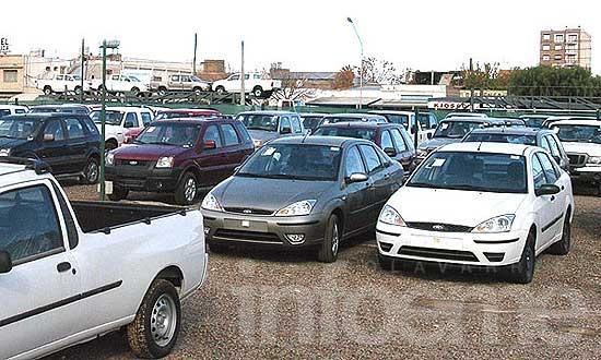 En el primer semestre, la venta de autos usados aumentó un 4,8%
