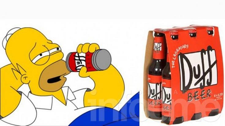 La cerveza de Los Simpsons llega a América Latina