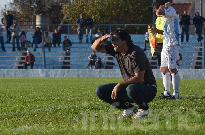 """Molina: """"El día que me vaya me quiero ir por la Colón, no por la Sarmiento"""""""