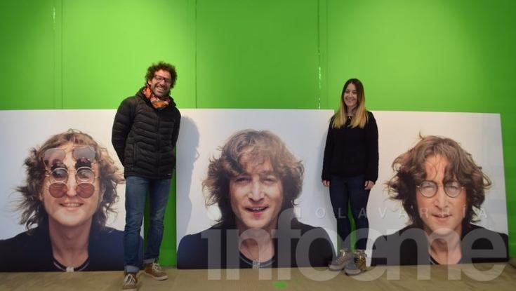 Las mejores fotos de John Lennon llegarán este domingo