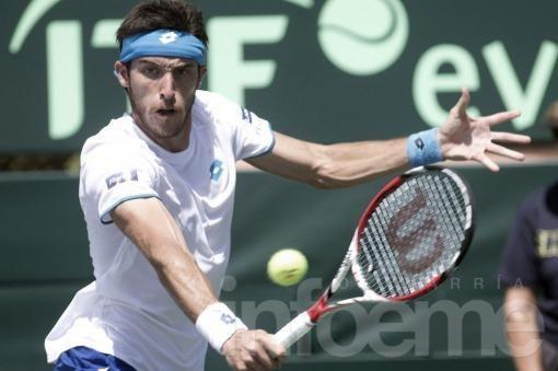 Leo Mayer abrirá la serie de Copa Davis